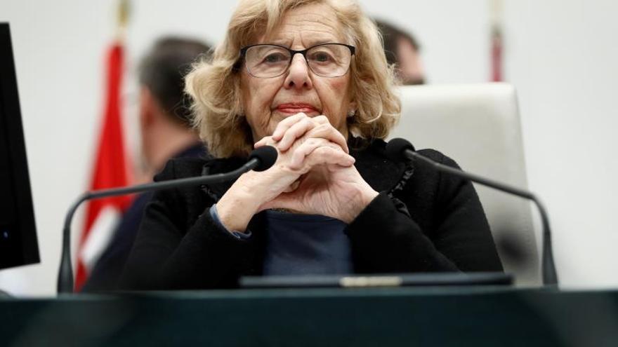 Carmena pide al Gobierno una moratoria que impida la subida del alquiler