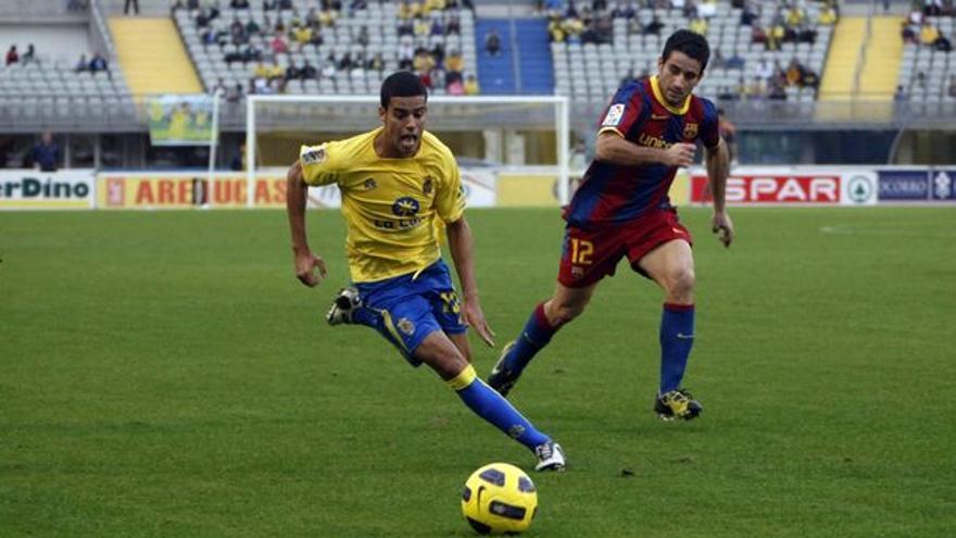 Del UD Las Palmas-Barcelona B #13