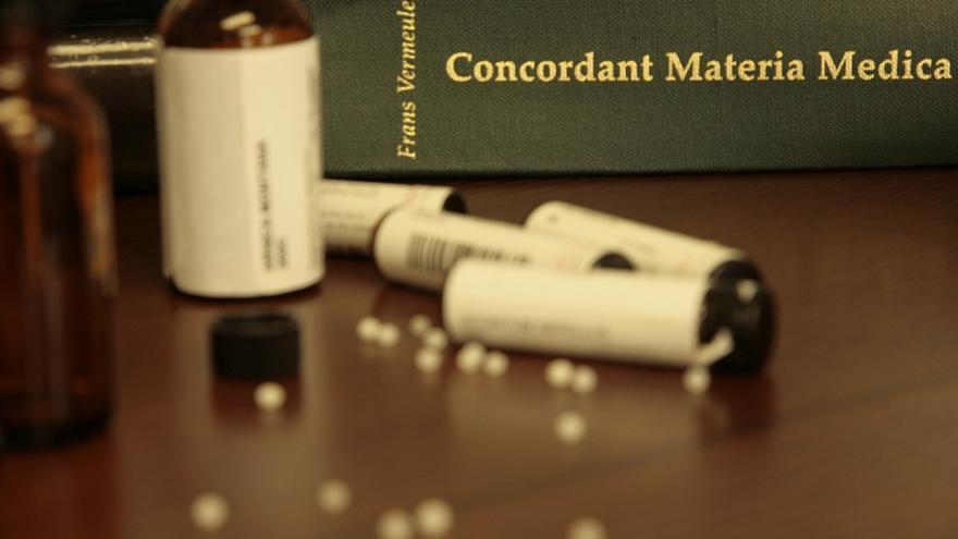 Los remedios homeopáticos no han demostrado eficacia