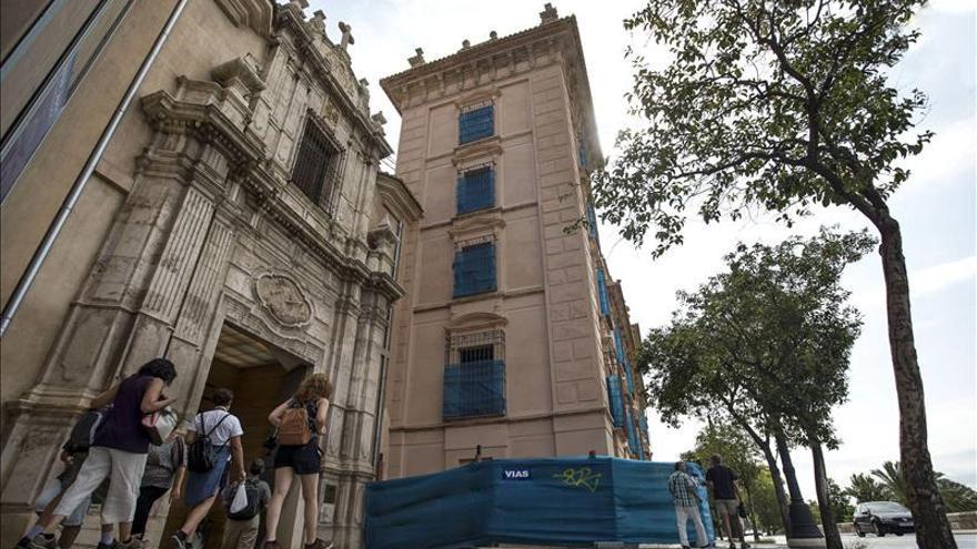 El robo en el museo San Pío V de Valencia enfrenta al Gobierno y a la Generalitat