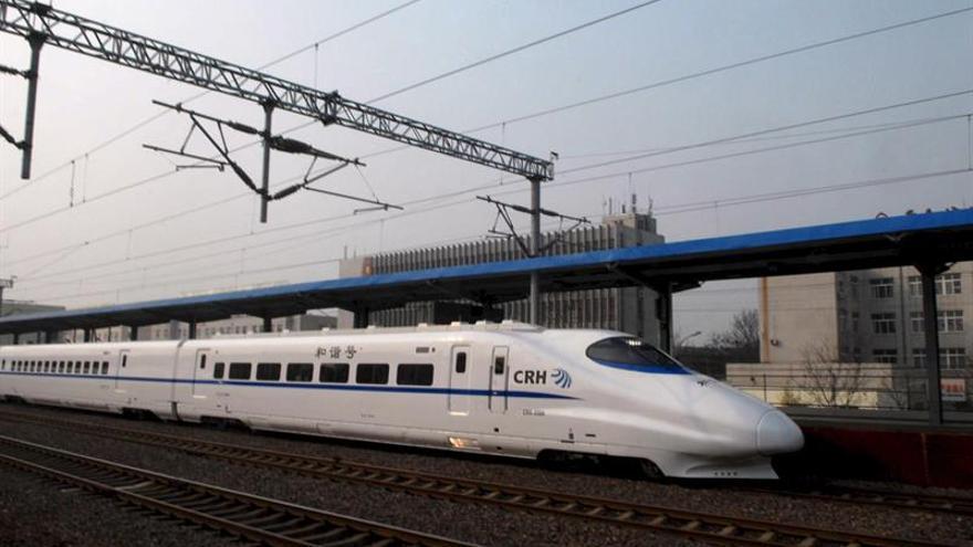 """Comienzan las obras del primer """"tren bala"""" chino con financiación privada"""