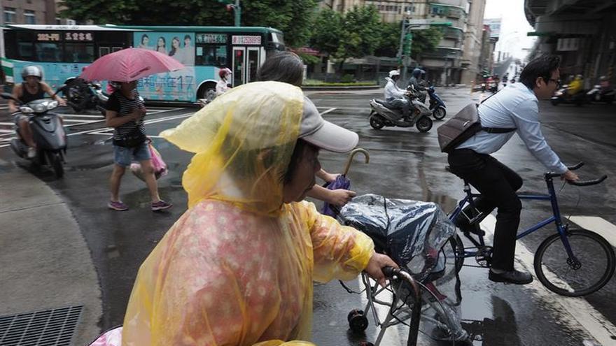 El tifón Talim deja 2 fallecidos y 3 desaparecidos tras su paso por Japón