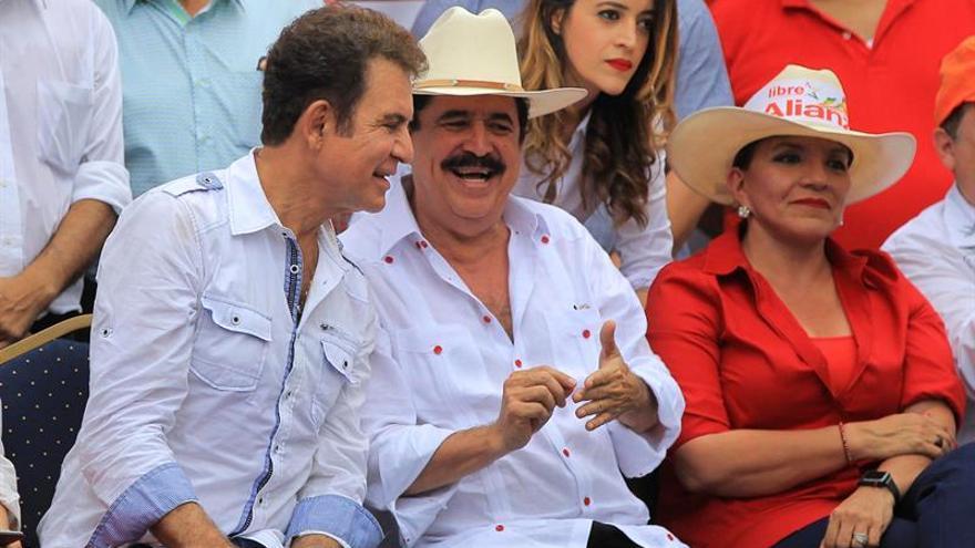 Una alianza opositora hondureña dice que no reconocerá los resultados de las elecciones