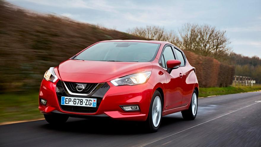 Nissan Micra, a la venta desde 13.550 euros.