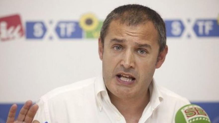 José Manuel Corrales, coordinador general de Por Tenerife