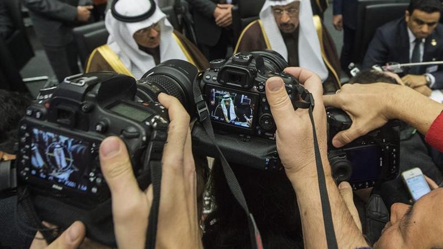La OPEP reduce su producción de crudo hasta 32,5 millones de barriles diarios