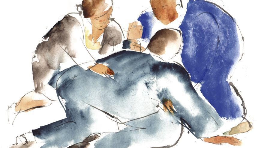 Ilustración: PERICO PASTOR