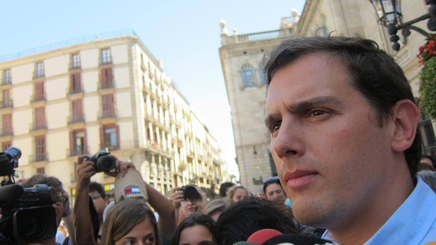 Rivera (C's) pide que España lidere un pacto antiterrorista europeo para evitar más ataques