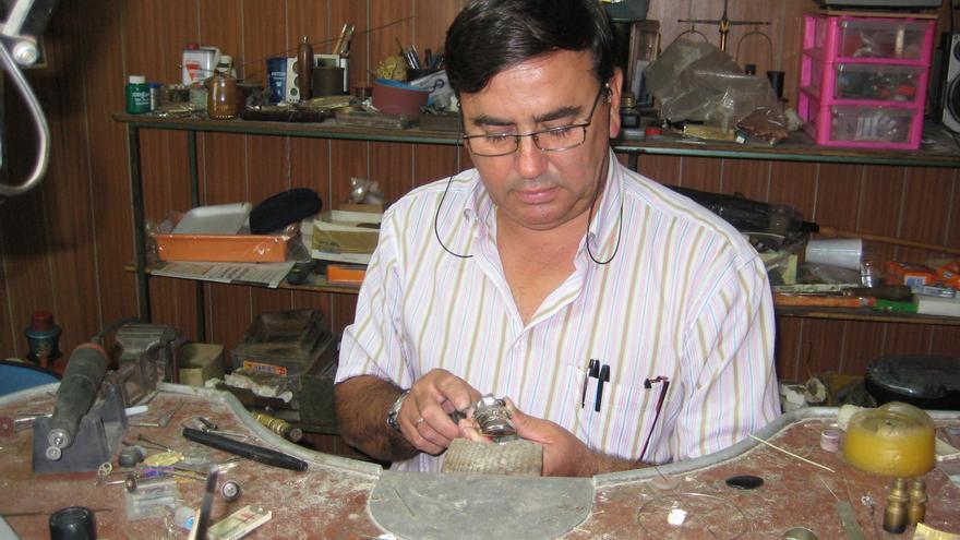 Artesanos de la plata