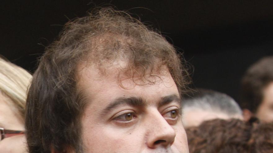 El director de Igualdad de la Diputación de Bizkaia, Xabier Legarreta.