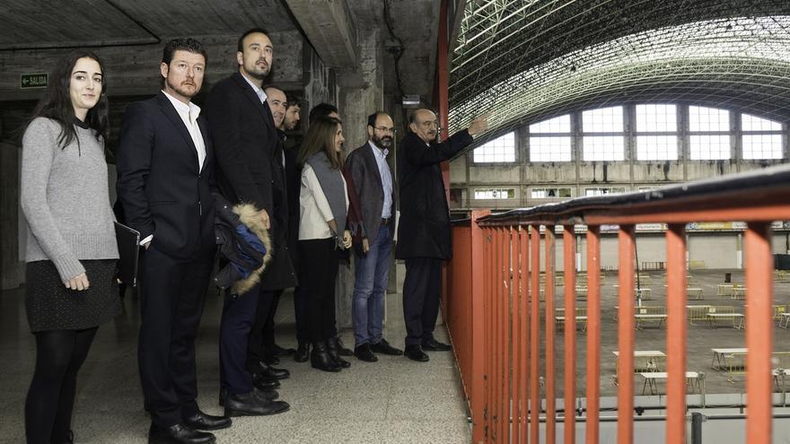 'Espacio Vacante', ganador del Europan 14, pretende desarrollar el espacio de oportunidades del MNG