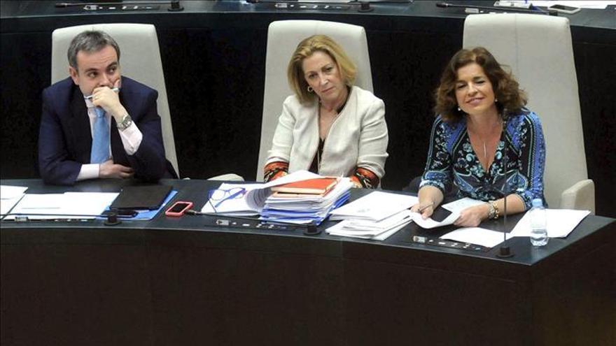 La huelga de basuras eleva hasta el insulto el debate político en Madrid