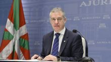 Urkullu anuncia que Euskadi pedirá este lunes pasar a la fase 3 el 8 de junio, tras el pacto que le arroga su gestión