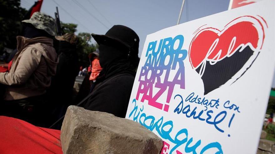 Al menos 2 muertos y 5 heridos en una nueva jornada violenta en Nicaragua