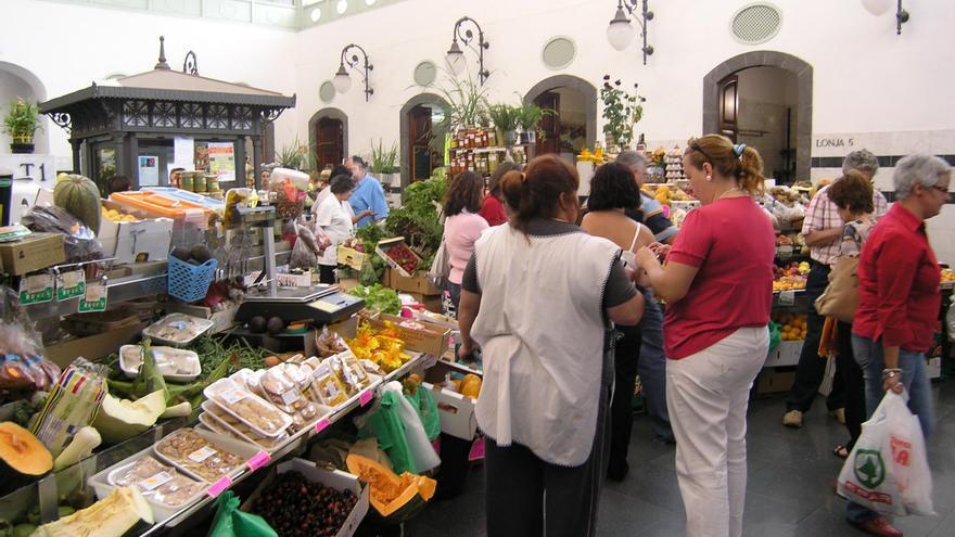 Recova de Santa Cruz de La Palma.