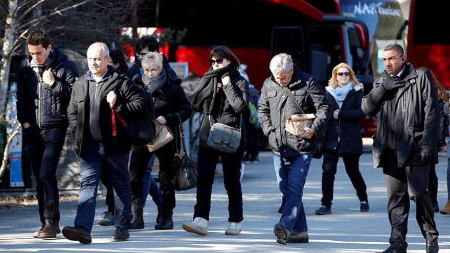 Afectados accidente Germanwings piden crear un equipo de medicina aeronáutica