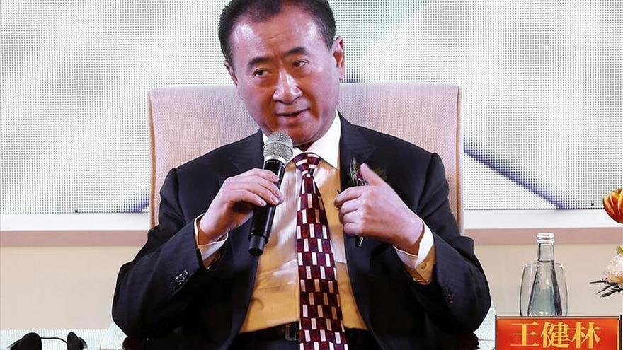 Wanda negocia adquirir el 75 % del complejo Marina d'Or, según el diario oficial