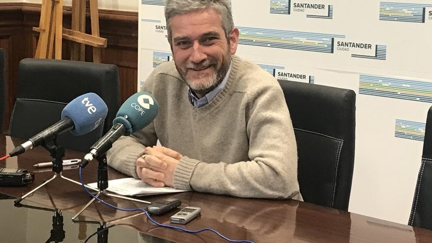 """Ceruti insiste en que exigir al Banco Santander no tocar el arco puede suponer """"todo o nada"""""""