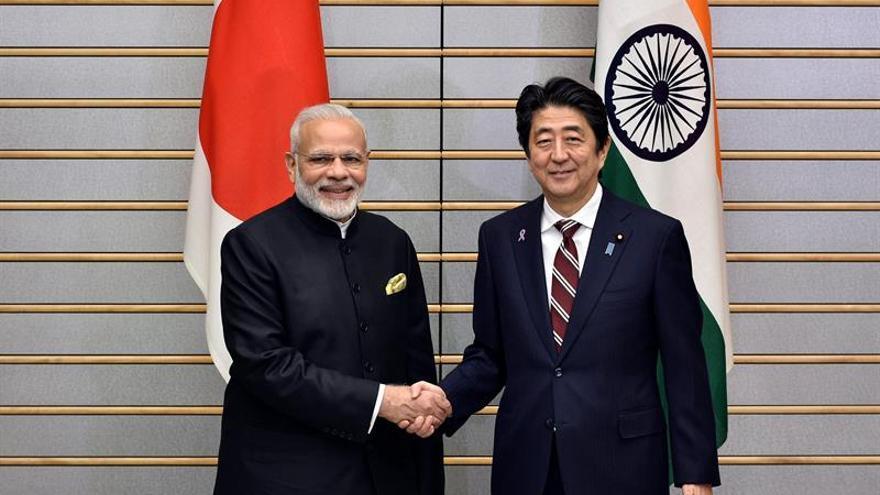 Japón acuerda con la India la exportación de tecnología nuclear civil