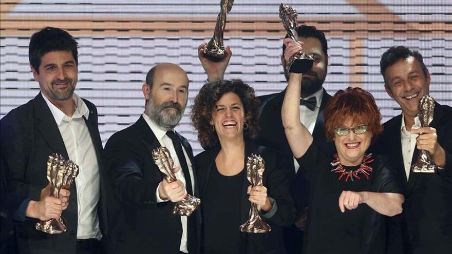 Palmarés de los VIII Premios Gaudí de la Academia del Cine de Cataluña