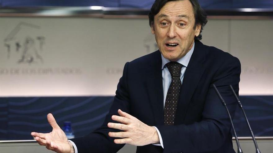 Hernando (PP): El desafío soberanista se desinfla y JXSí lo sabe