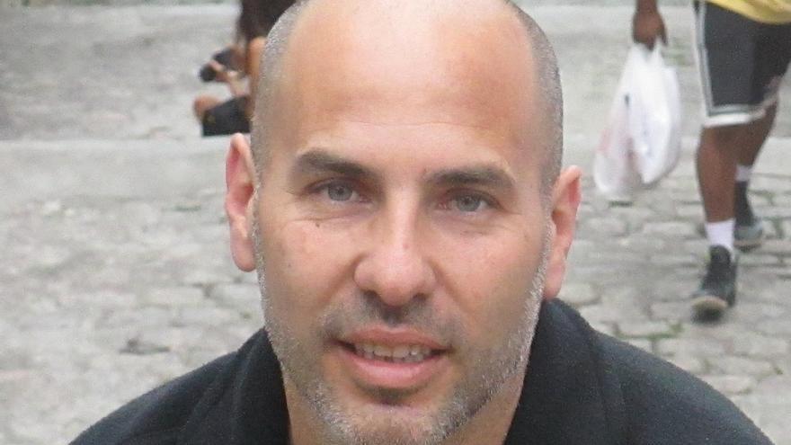 En la imagen, Pablo Ceriani.