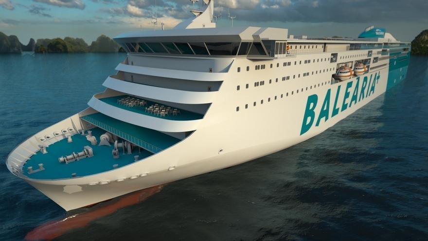 Ingeteam se adjudica dos nuevos contratos navales para Balearia y Jan de Nul