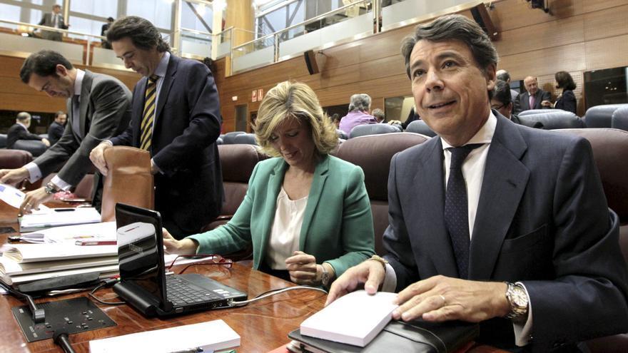 """González tiende su mano a la colaboración para lograr """"un Madrid mejor"""""""