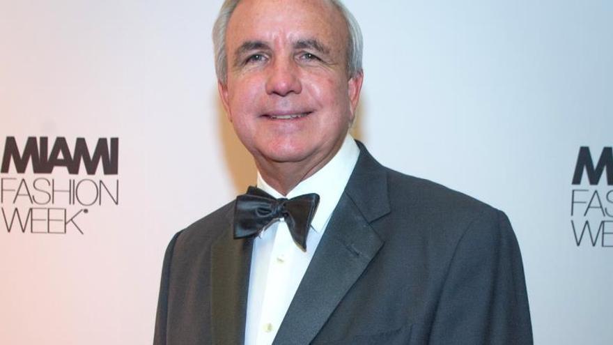 En la imagen el alcalde del condado de Miami-Dade, Carlos Giménez.