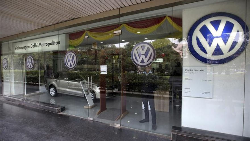 La marca Volkswagen vende en noviembre 496.100 automóviles, un 2,4 % menos