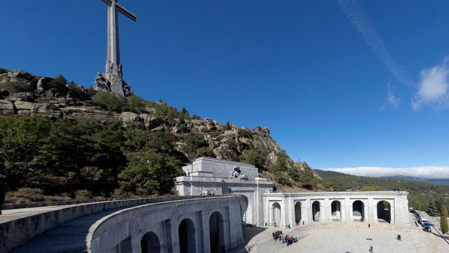 Archivo - Basílica del Valle de los Caídos