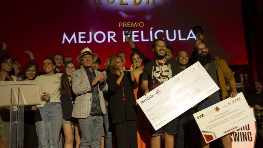 Entrega de premios del Rally Cinematográfico Desafío Buñuel de Teruel