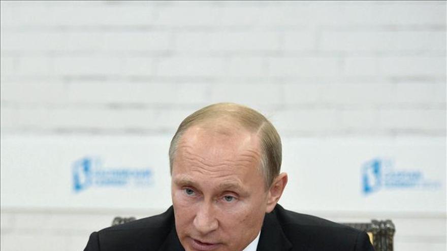 Putin dice que Rusia ha perdido a un amigo con la muerte del presidente de Total