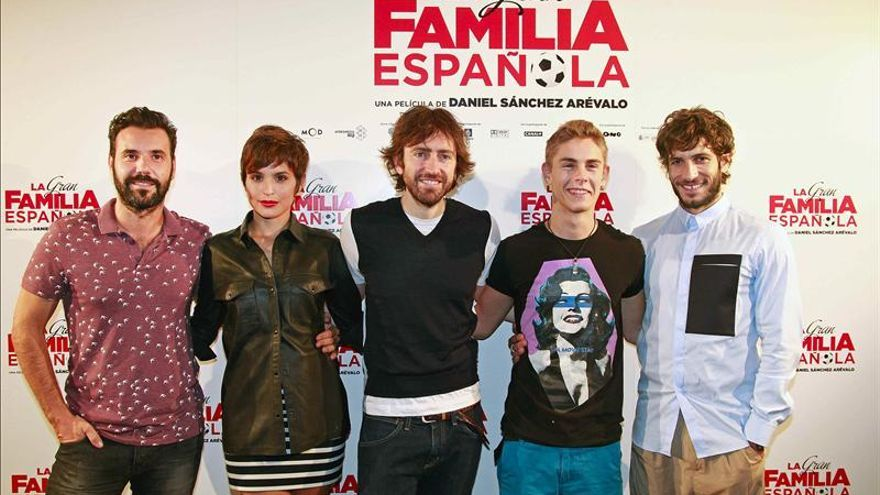 "El filme ""La gran familia española"", un ""retrato de la familia perfecta"""