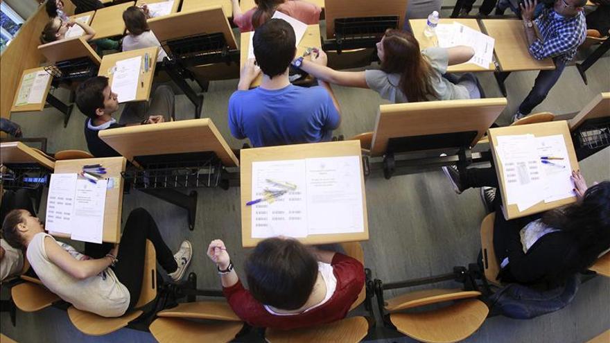 Un 93,7 por ciento de los estudiantes madrileños aprobaron la Selectividad en junio