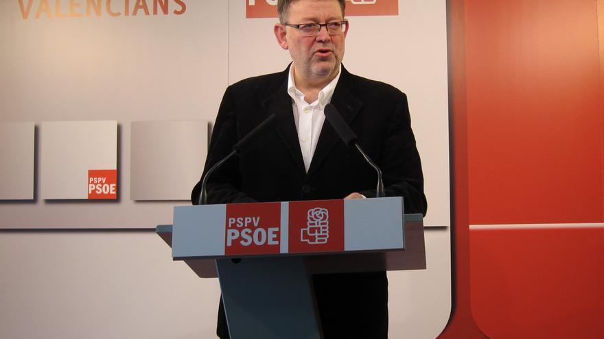 """PSPV pide a Fabra que """"elimine los sobresueldos"""" en las Cortes valencianas y que devuelvan lo cobrado de más"""