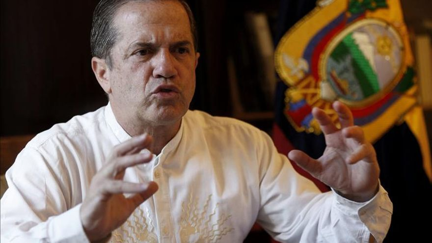 El cónsulado de Ecuador ofrecerá asistencia a las familias de residentes en Génova