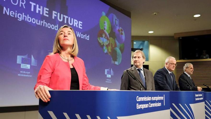 La CE propone 4.000 millones de euros para América Latina y Caribe en 2021-2027