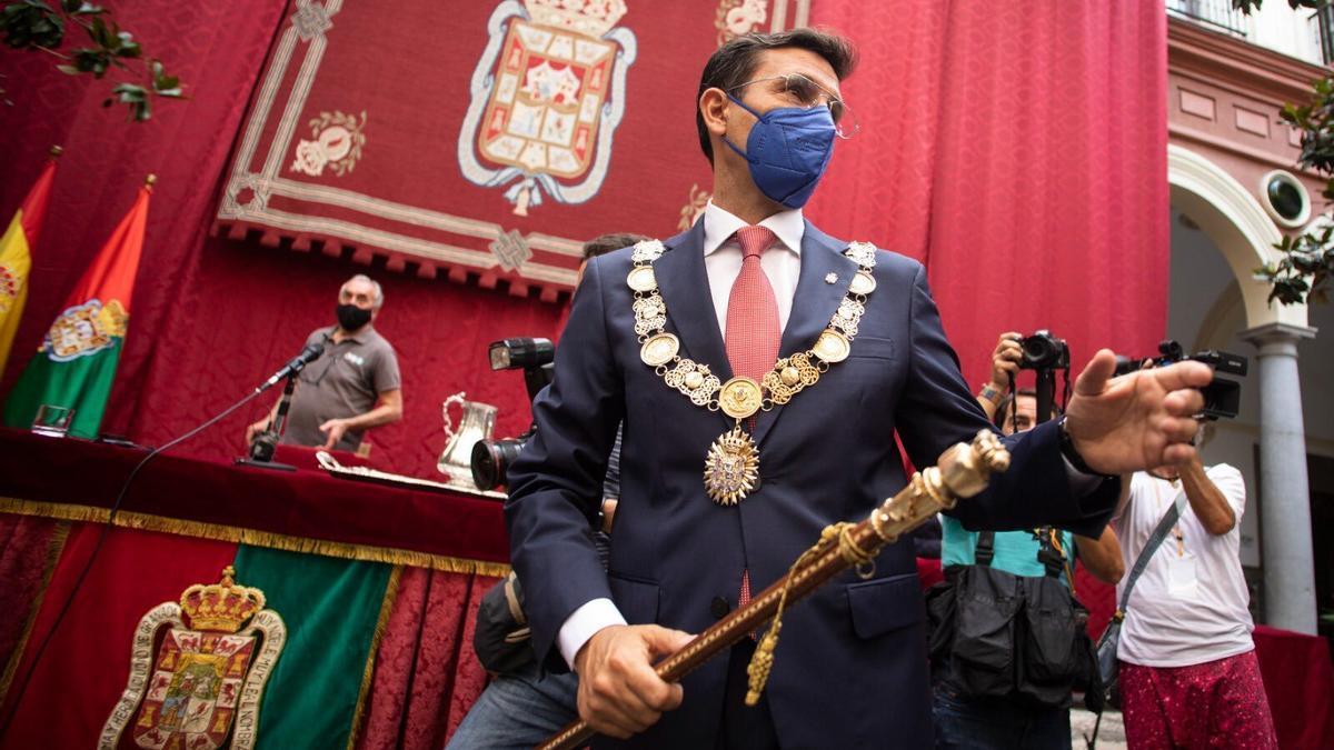 Francisco Cuenca incluye a un edil de Ciudadanos en la Junta de Gobierno Local