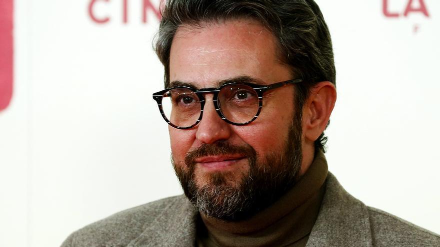 Máximo Huerta en una imagen de enero