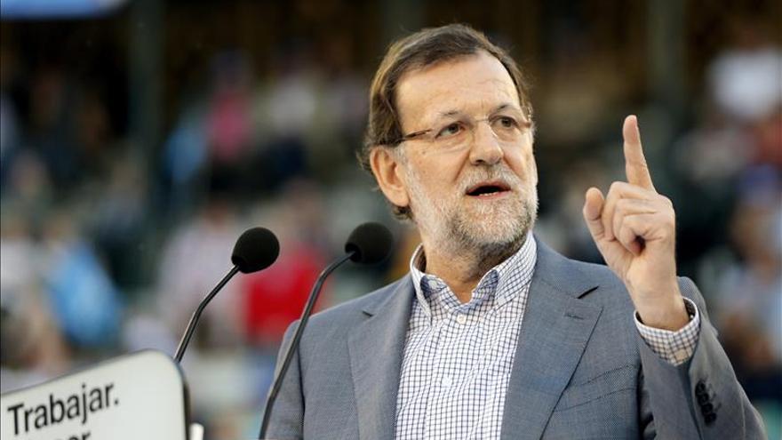 Rajoy convoca a la cúpula del PP el lunes para evaluar los resultados del 24M