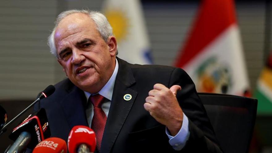 El secretario de la Unasur expresa condolencias a Rusia por accidente aéreo