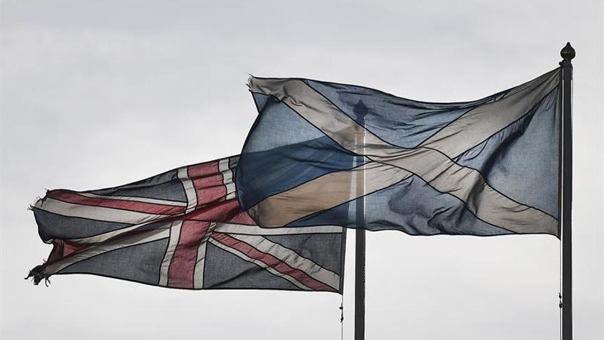 Los escoceses ven bien otro referéndum si los independentistas ganan las elecciones
