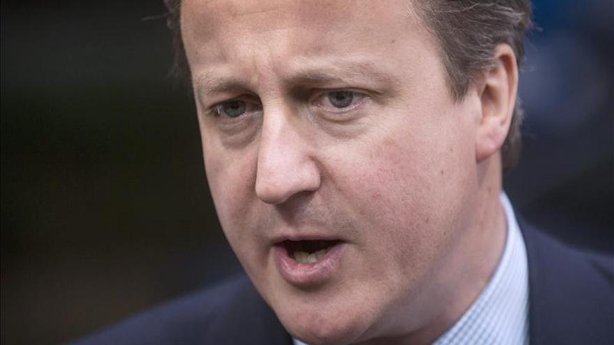El Parlamento vota hoy el plan de Cameron para bombardear al EI en Siria