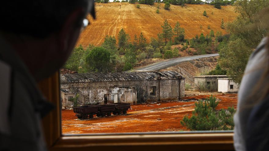 Cuenca Minera de Riotinto. / JUAN MIGUEL BAQUERO
