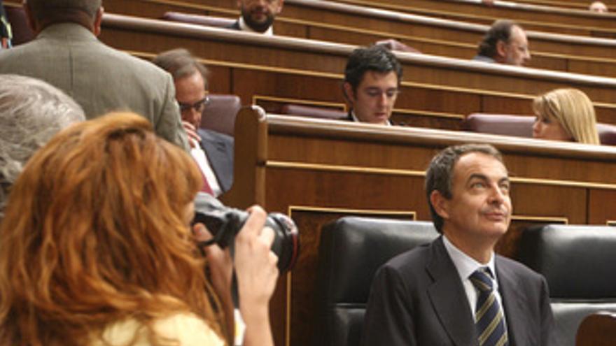 Presidente del Gobierno, José Luis Rodríguez Zapatero