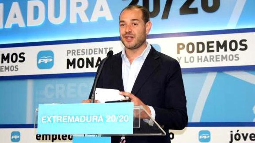 Francisco Ramírez, PP Extremadura