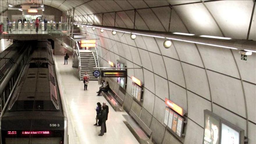 Metro Bilbao redujo un 73,2% sus usuarios en mayo y los autobuses un 78,8%