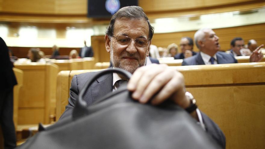 """Rajoy defiende la dispersión de los presos de ETA: """"no caben excepciones, sería el colmo después de lo que hemos vivido"""""""