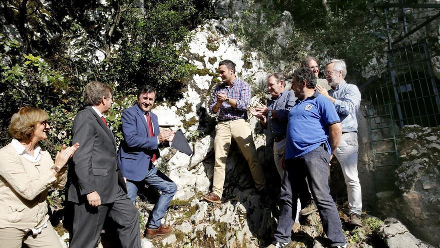 La galería del león de la cueva de La Garma se denominará 'Weitzman-Kreger'